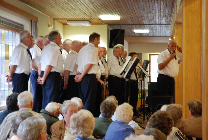 Sommerfest Chor236-06-08